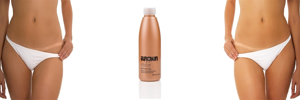 SELF TANNING SPRAY CLEAR PER ABBRONZATURA SPRAY